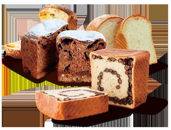 俺のベーカリー期間限定食パン