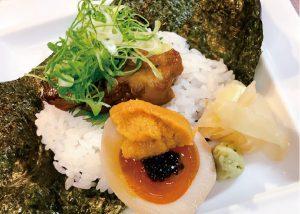 【俺のやきとり 大井町】 俺の手巻き寿司