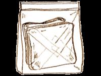 銀座の食パン保存方法